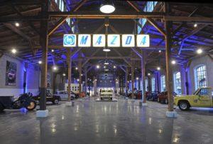 Mazda Museum in Augsburg Germany