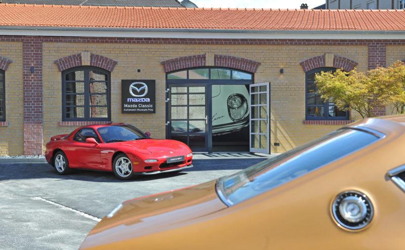 Lebendige Automobilgeschichte – Familienfest@Mazda Classic