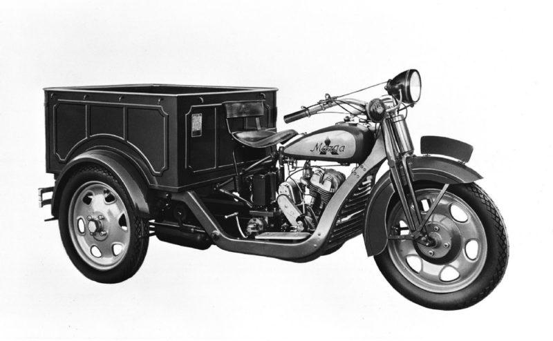 Das erste Mazda Fahrzeug war der Mazda Go.