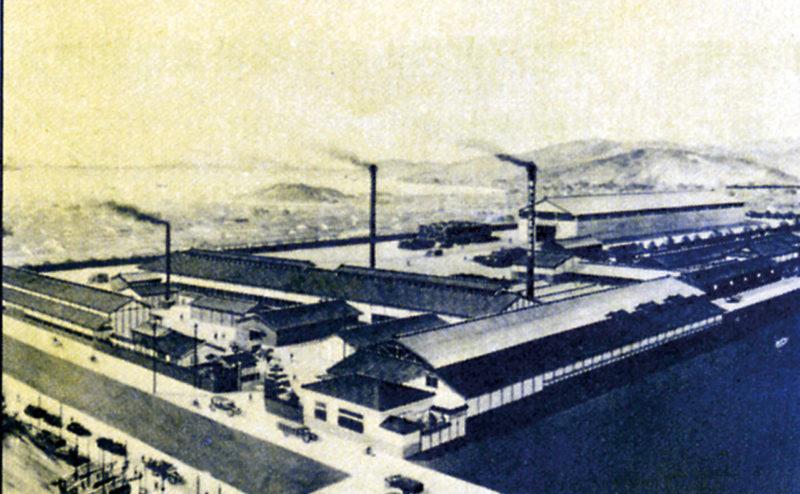 Toyo Cork Kogyo Co. Ltd. war der frühere Name der heutigen Mazda Motors Corporation