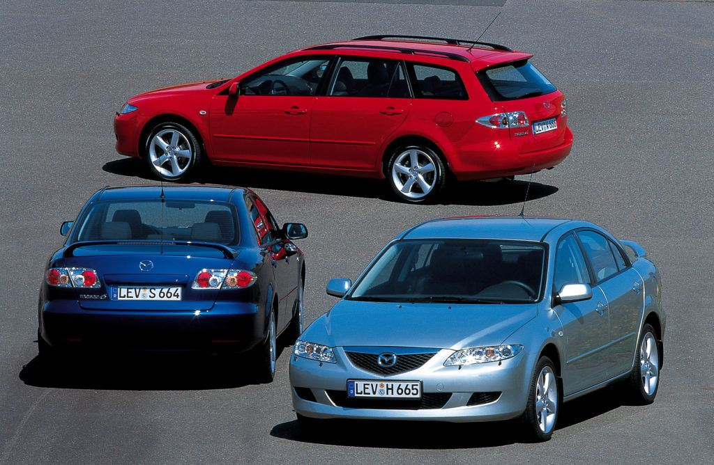 Mazda A Car Manufacturer With An Exciting History Frey S Mazda